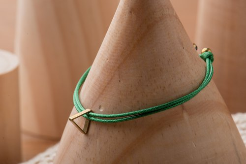Charlene💕 traction bracelet 💕-jewelry size S, M, this page M + green thick forest line, number MYM18