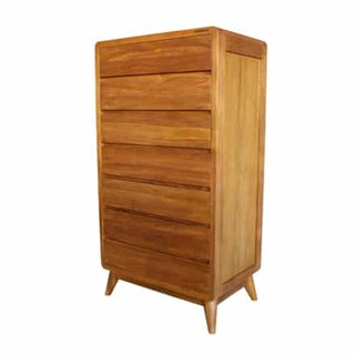 Classic柚木七抽斗櫃 Chest of Drawers 7D – Classic