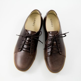 PLAYER Series / Lace-Up Sneaker / Waxy Brown