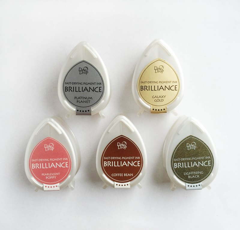 Kodomo - Brilliance Colorful Ink - 24 Color