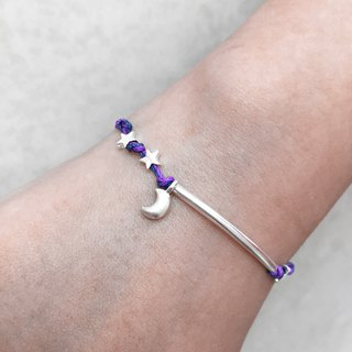 Moon and Stars Bracelet | Love Bracelet | Stars Bracelet | Moon Bracelet | Cute