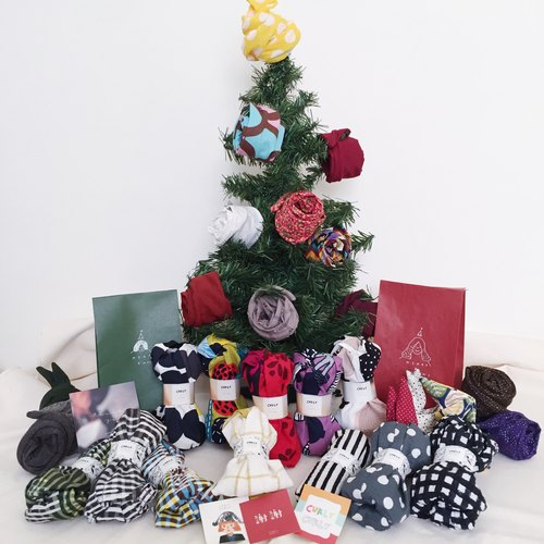 [Christmas Limited] a man's gift planning / handmade hair band Fukubukuro