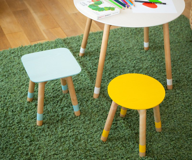 Asahikawa Furniture Mabeltoko PALAPELI Stool