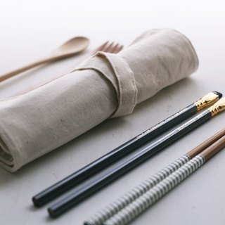 hairmo non-Indian style green pen / chopsticks sets