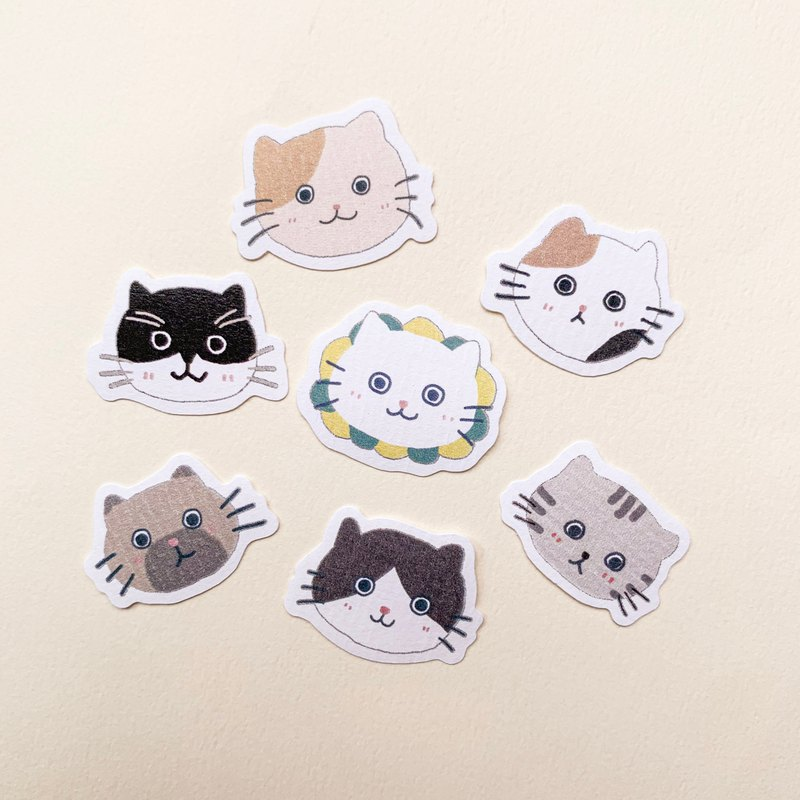 Stickers | Delly's cats