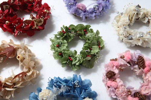 [FORi Flower] beautiful wreath - eternal wreath