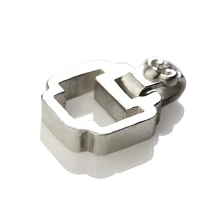 Silver ink NEROSILVER - FH-LLL08 longevity lock [925] silver jewelry longevity long necklace Chinese wind / manual silver
