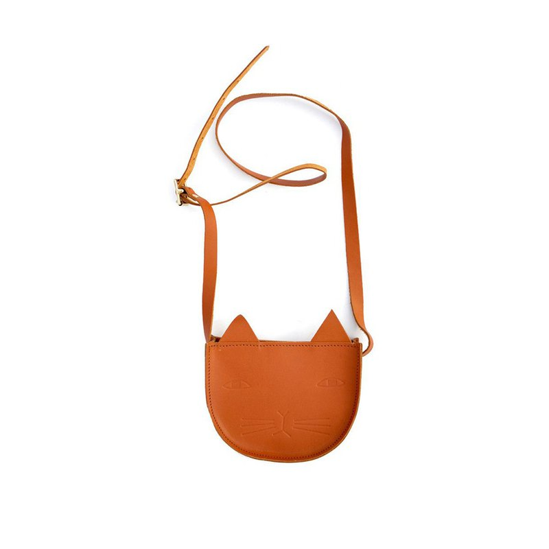 Mog genuine leather shoulder bag
