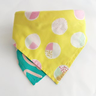 Wagroovy_Bandana_Lime ice cream_S/M/L