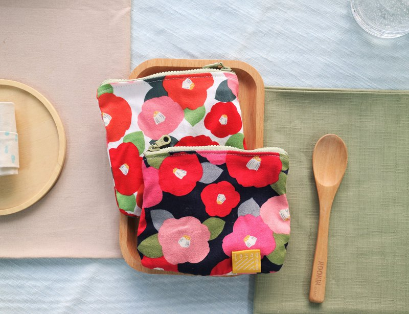 Camellia l limited edition small meal bag purse