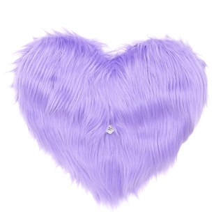 Ragdoll Furry Heart Clutch