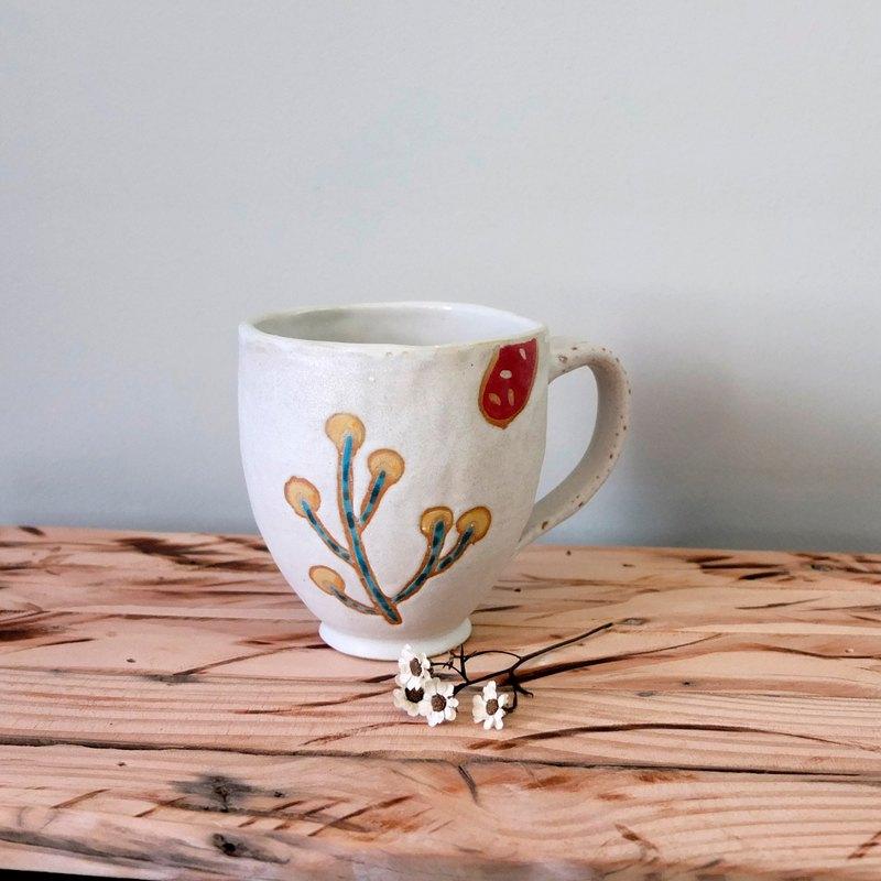 森的氣息-枝枒  咖啡杯 (320c.c)