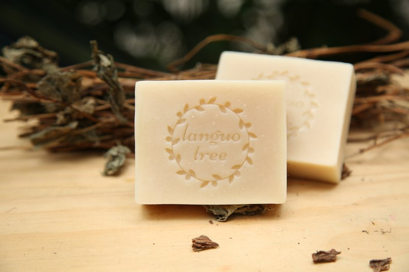 Herb Conditioning│Houttuynia Soap