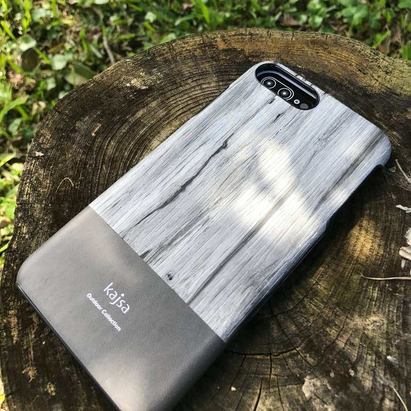 Rosewood single cover mobile phone protective shell gray