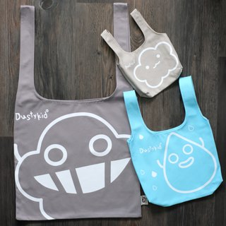 Dustykid 3in1 tote bag