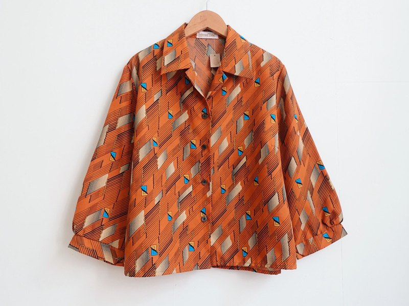 Vintage / Shirt / Long sleeve no.256 tk