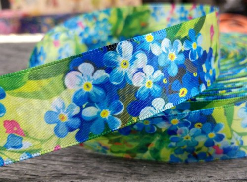 HosannArt Ribbon Flowers Collection(25mm)
