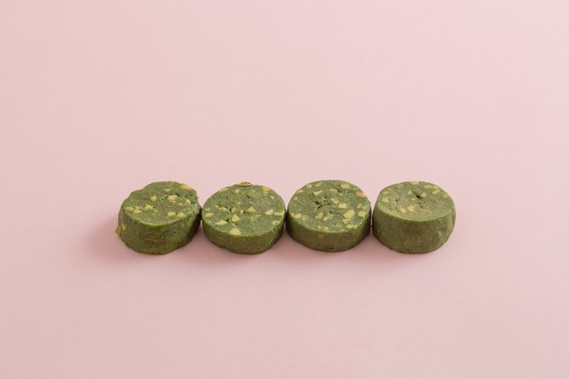 AMOUREUX Pure Love Sweetheart - Maccha almond round cake