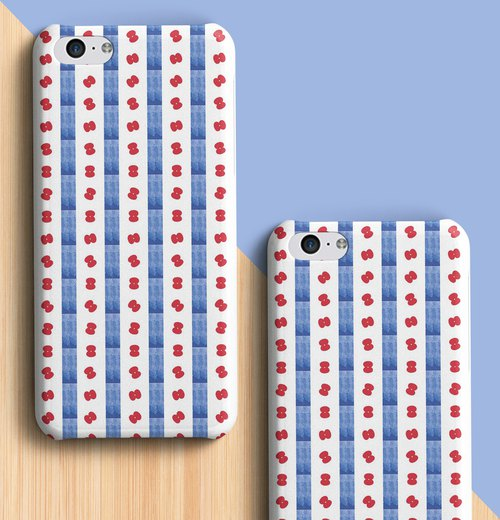 Blue blossom Phone case