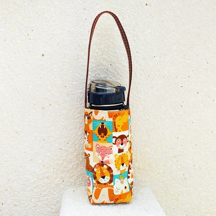 Animal close-up kettle bag/beverage bag