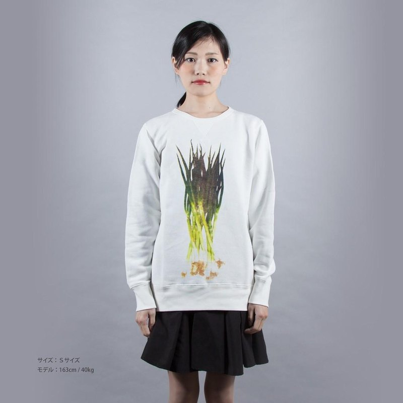 Yaya length long onion unisex sweat