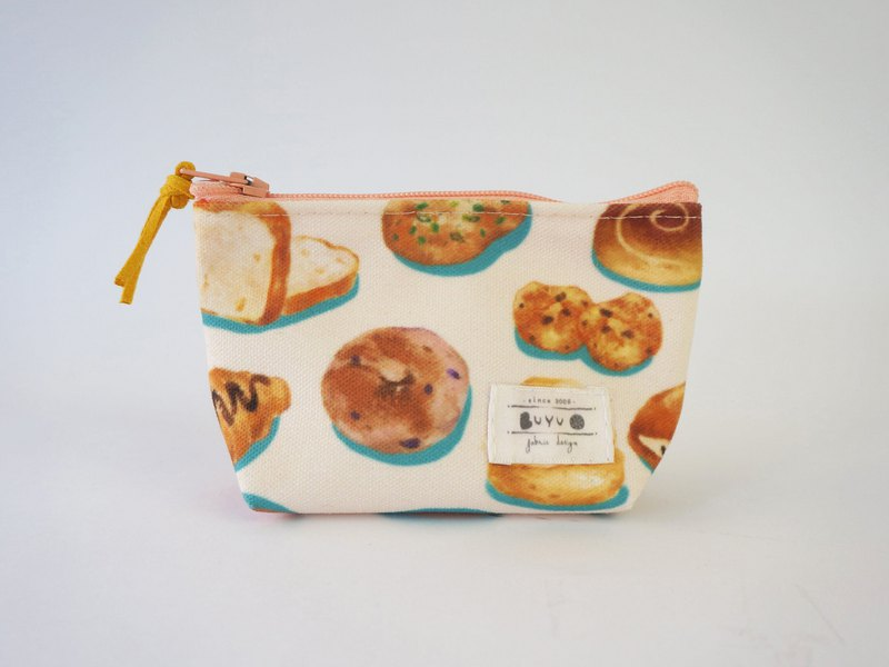 Coin purse - order bread - powder