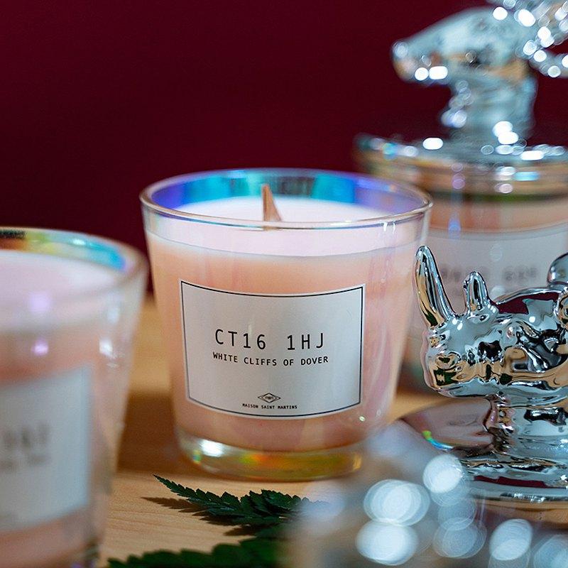 店家推薦新款 MAISON SAINT MARTINS彩色炫彩杯香氛蠟燭 英國小眾
