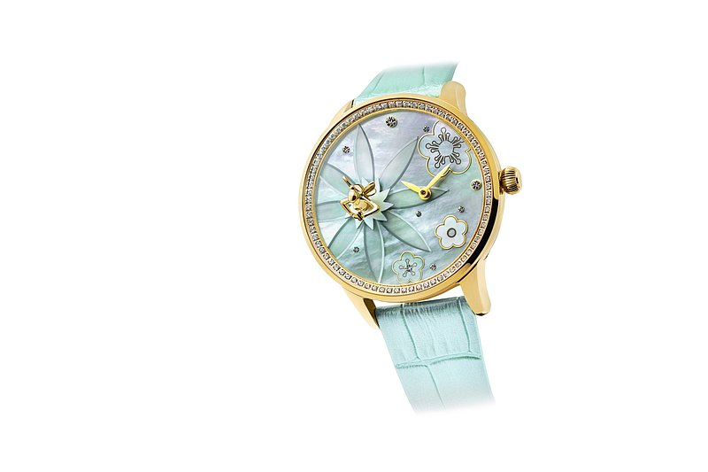 Fouetté Ballerina Watch Fairy II Limited Edition