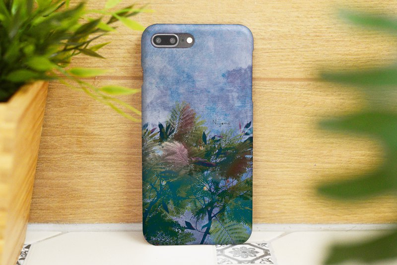 48-5 abstract tree iphone case for iphone 6,7,8, plus iphone xs, iphone xs max