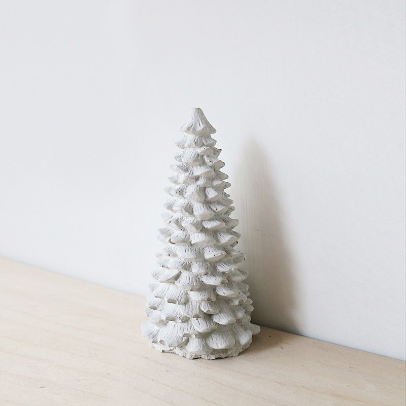 [Cement] endorphin pine forest Diffuser / paperweight / ornaments / gift