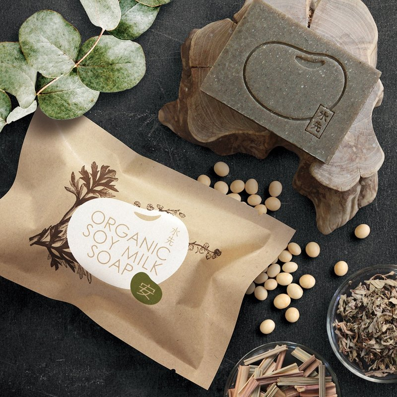 Organic Soy Milk Soap │ An │ buy big send small
