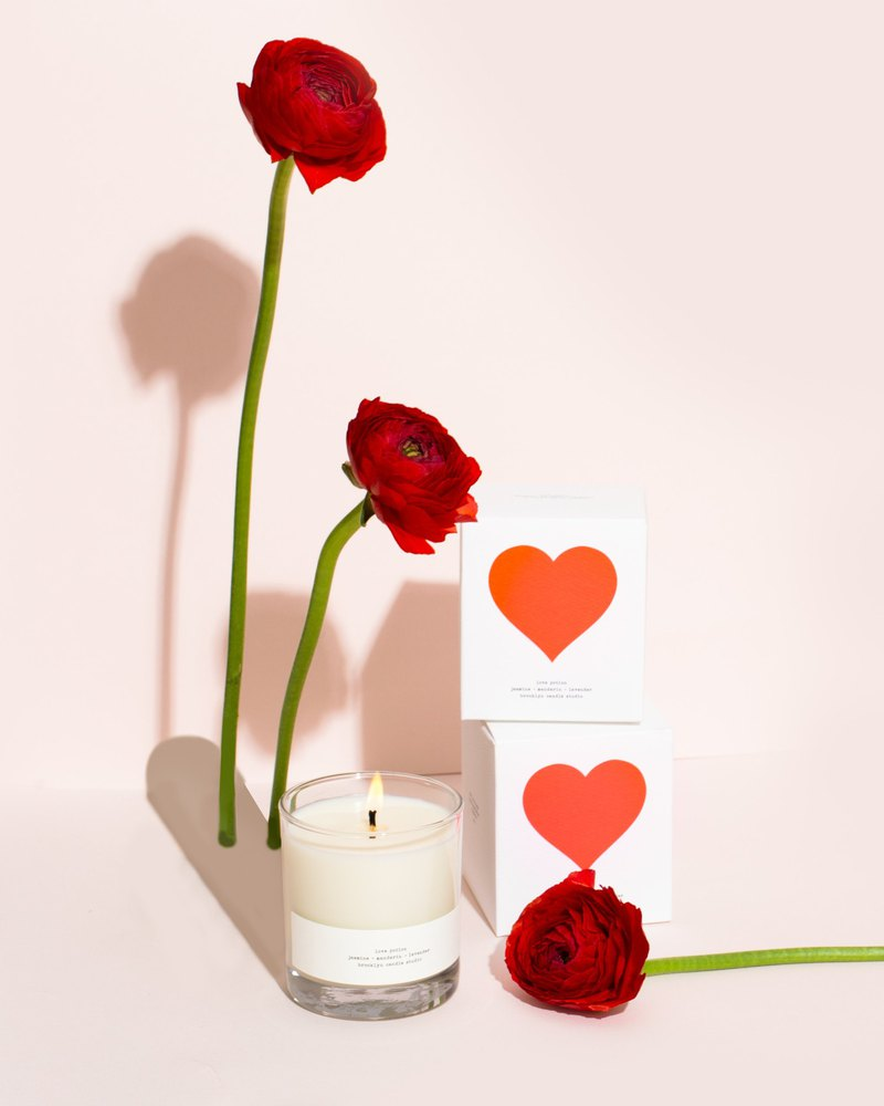 Brooklyn Candle Studio // 2020 Valentine's Day Limited LOVE POTION //