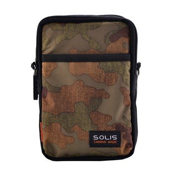 SOLIS [Hunting Camouflage] Multifunction Universal bag (brown earth)