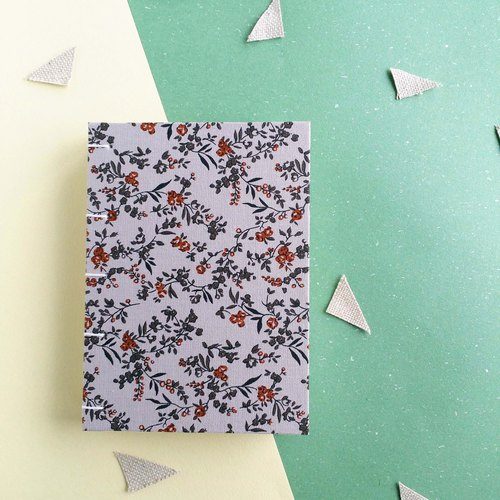 Flower Clothes Coptic Thread Book Manual Book Manual Notebook Blank Manual Book