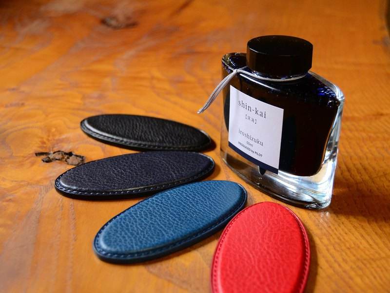 Bottle Ink Mat Color Droplet Series