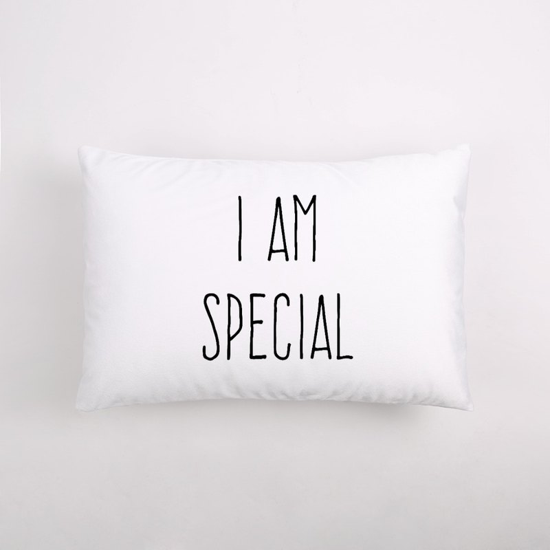 I AM SPECIAL / Sleeping Pillow / Valentine's Day / Wedding Gift