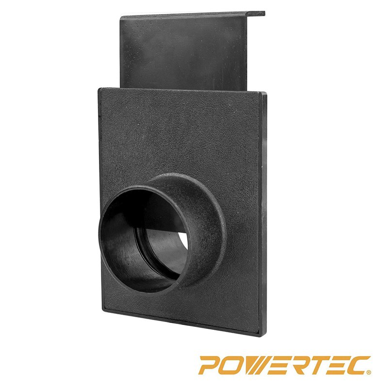 POWERTEC Blast Gate for Vacuum/Dust Collector