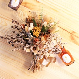 Not withered / dried fruit naturally bouquet │ mother's day │ not withered │ dry flower │ gift │ fruit │ bouquet │ forest │ wedding