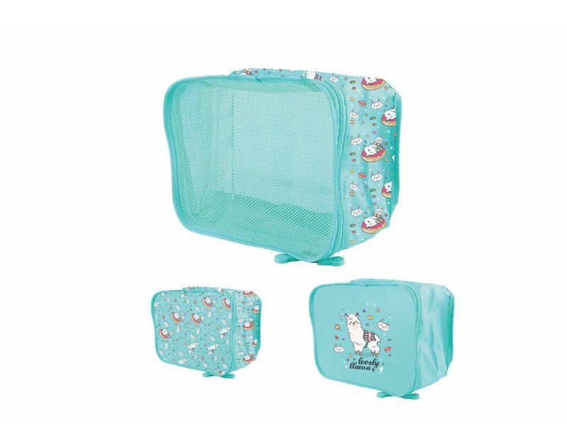 Llama storage bag ( 3 pcs set)