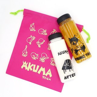 AKUMA YOGA- after morning yoga練習不傷杯
