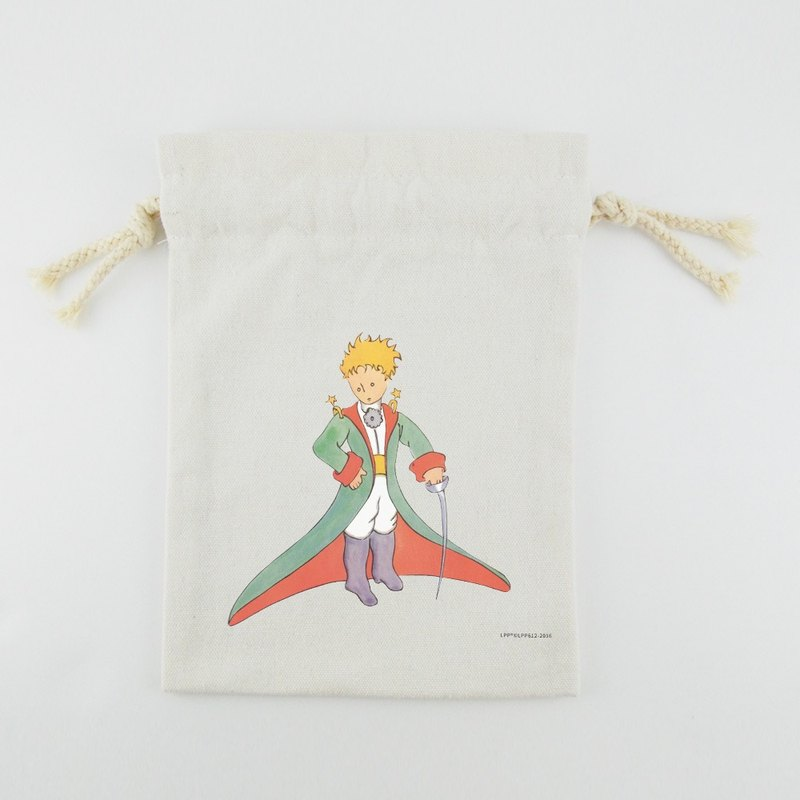 The Little Prince Classic authorization - Drawstring (Small): [] gentle judge