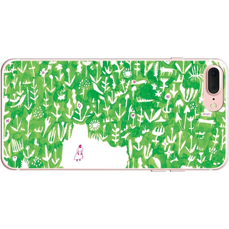 "New series - 【Garden】 - Xue Huiying-TPU mobile phone protection shell ""iPhone / Samsung / HTC / LG / Sony / millet / OPPO"", AA0AF176"