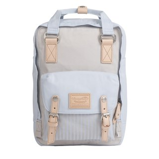 Doughnut Waterproof Macarons Backpack - Rock Grey