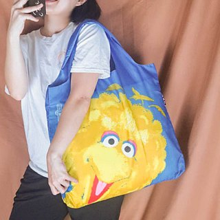 ENVIROSAX Australian Reusable Shopping Bag-Sesame Street Big Bird