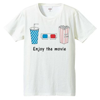 [T-shirt] enjoy the movie