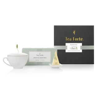 Tea Forte Single Unusual Tea Tea Set Rejuvenation Gift Set