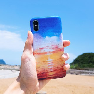Warm Sun (iPhone.Samsung Samsung, HTC, Sony. Asus Case Cover)