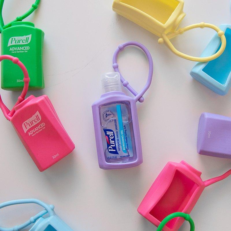 Purell 普瑞來 乾洗手凝露彩色掛套 (30ml專用)