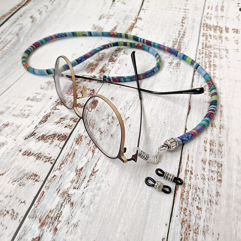 Folk custom glasses chain mask chain epidemic prevention products