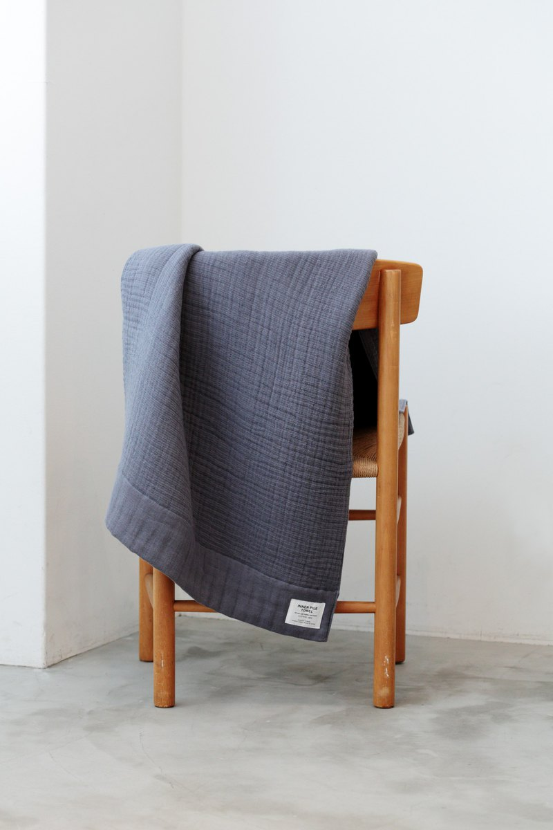 INNER PILE TOWEL BATH TOWEL made in Japan 63×130cm